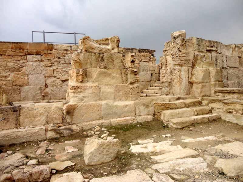 Kourion. Wielkie muzeum pod gołym niebem