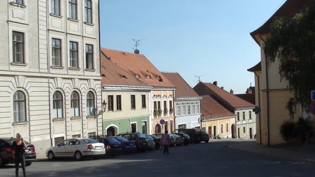 Mikulov. Stare miasteczko na skraju Moraw