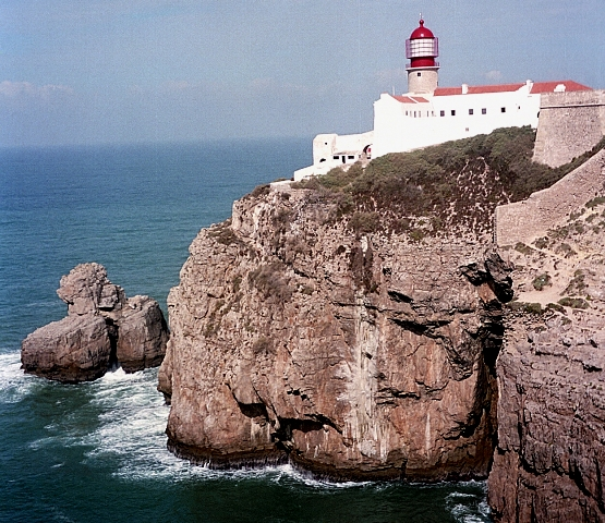 Cabo de São Vicente Koniec znanego świata