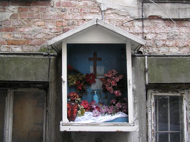 Warszawa Praskie okna do nieba