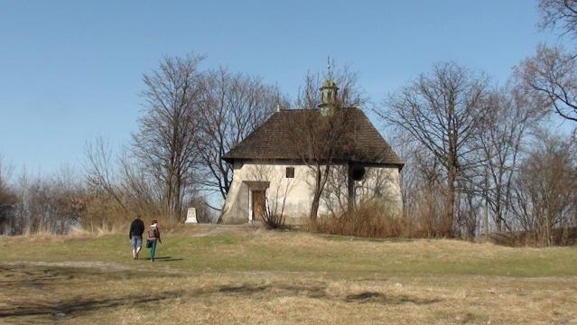 Kraków Zagadkowy kościółek św. Benedykta