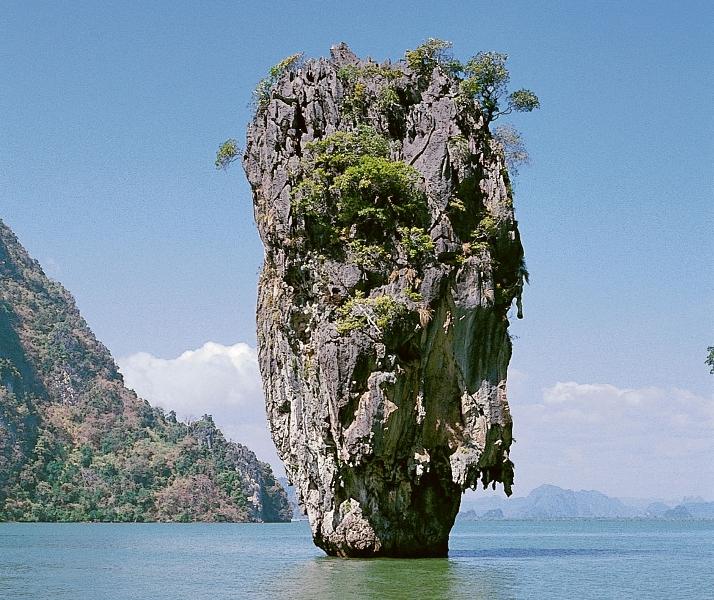 Phang Nga Wokół wyspy Jamesa Bonda