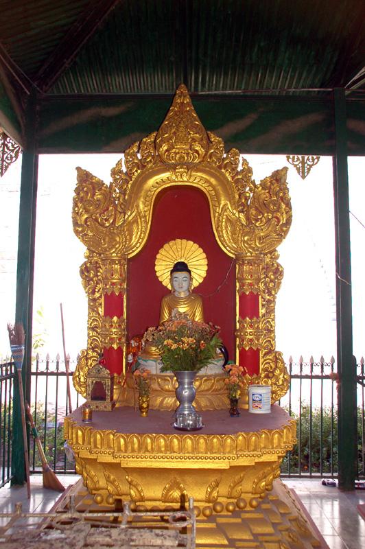 Amarapura. Dawna stolica birmańskiego królestwa