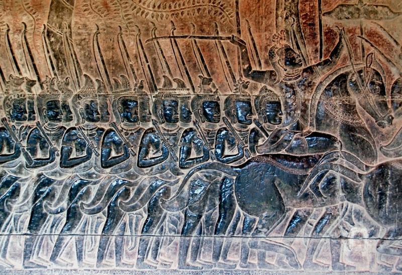 Angkor. Jak odkrywano królestwo Khmerów