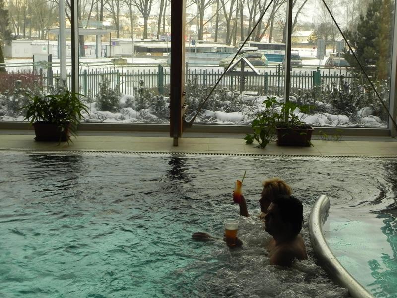Poprad. Aquacity, wodne miasteczko pod Tatrami