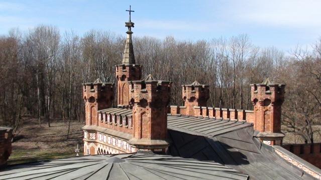 Kraków. Kaplica bł. Bronisławy na Sikorniku