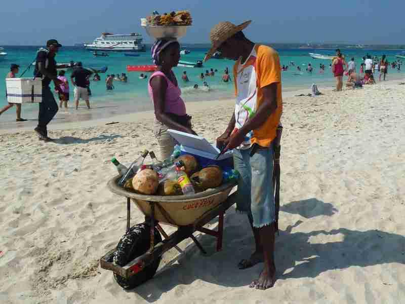 Cartagena. W tym mieście się nie śniada…