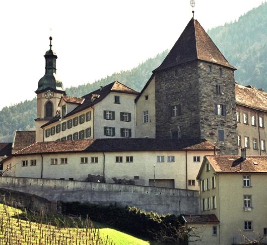 Chur Najstarsze miasto w Szwajcarii