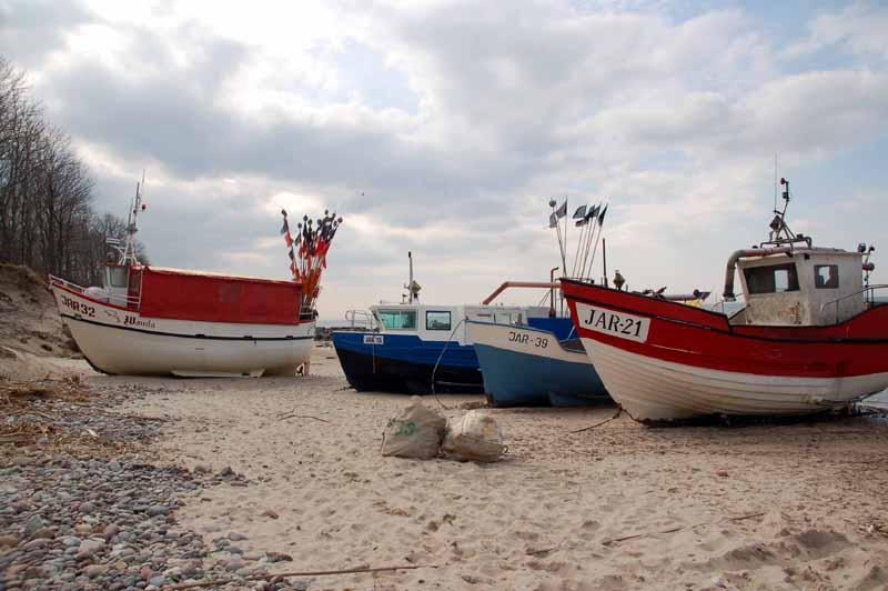 Jarosławiec. Aquapark w dawnej rybackiej wiosce