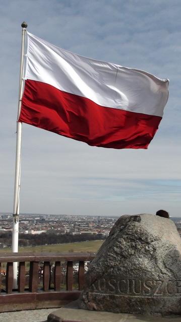 Kraków. Jak sypano Kopiec Kościuszki