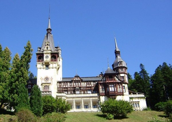 Sinaia. Pałac Peleş znów należy do… króla