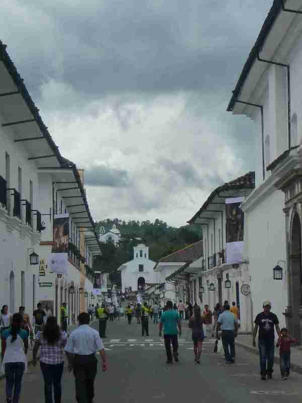 Popayán. Niedziela Palmowa rok w rok od 500 lat