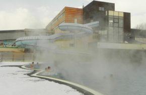 Poprad Aquacity, wodne miasteczko pod Tatrami