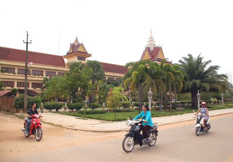Siem Reap. Brama do Angkor, królestwa Khmerów