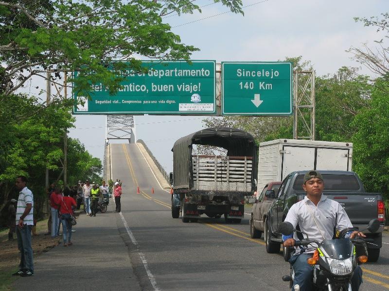 Kolumbia. W drodze na pomyłki czasu nie ma…