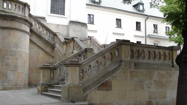 Kraków. Bazylika paulinów na Skałce