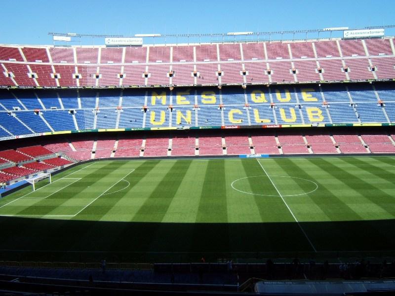 Barcelona. Stadiony to nie tylko sport!