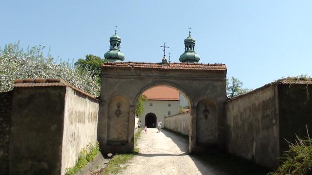 Kraków. Srebrna Góra, czyli kameduli na Bielanach