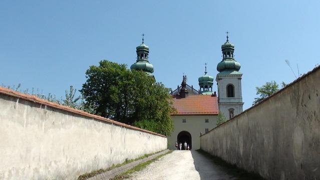 Kraków Srebrna Góra, czyli kameduli na Bielanach