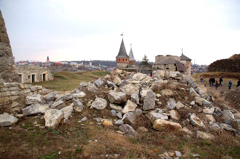 Kamieniec Podolski. Warownia na kresach Rzeczypospolitej