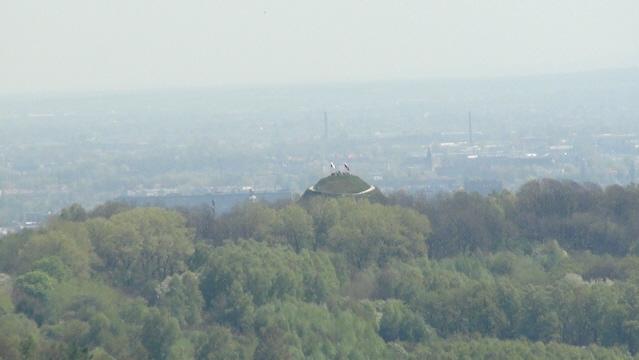 Kraków. Kopiec im. Józefa Piłsudskiego