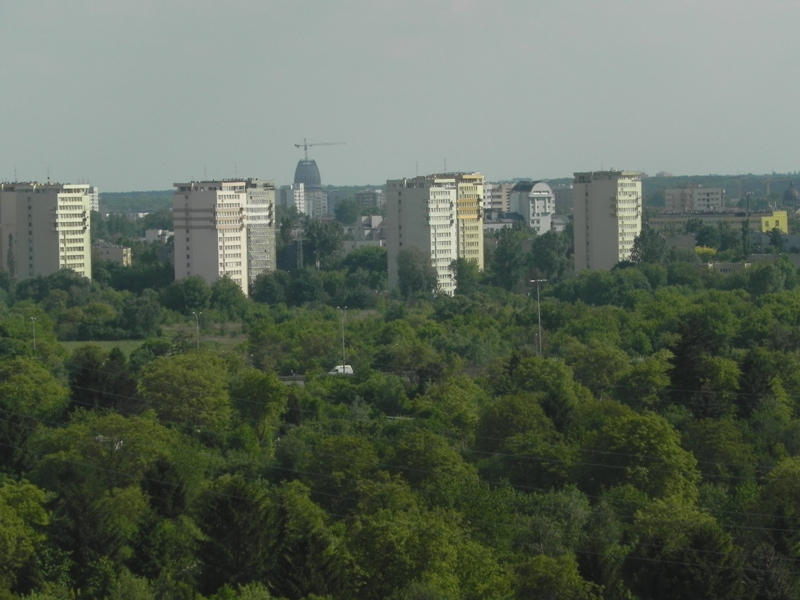 Warszawa. Górka Czerniakowska: Kopiec Powstania