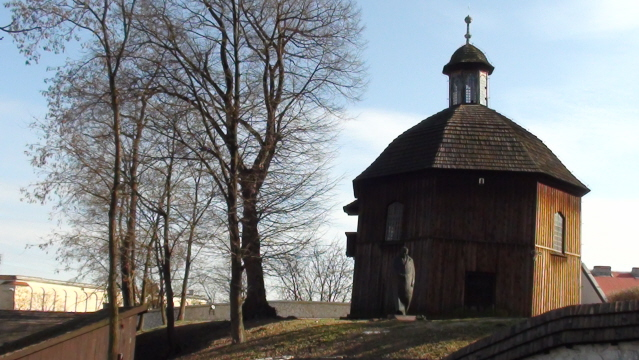 Kraków Niedostępna kaplica na Salwatorze