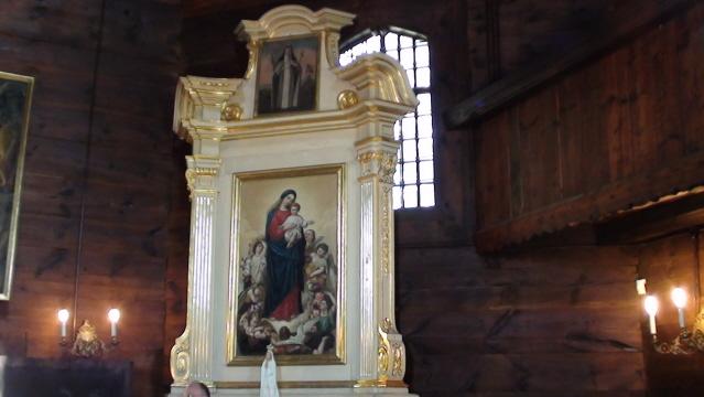 Kraków. Niedostępna kaplica na Salwatorze