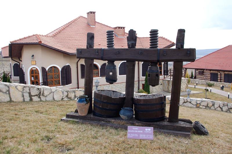 Orhei. Winnice między Dniestrem a Prutem