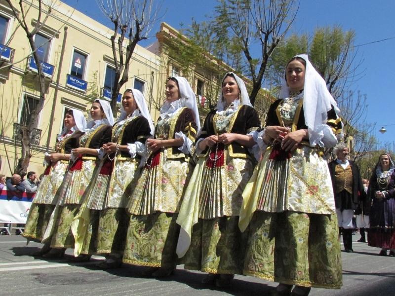 Cagliari Maj pod znakiem święta Sant`Efisio