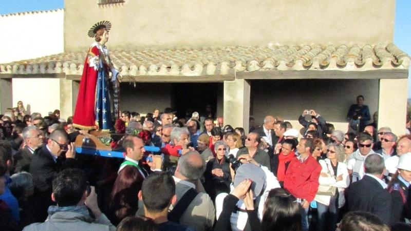Cagliari. Maj pod znakiem święta Sant`Efisio