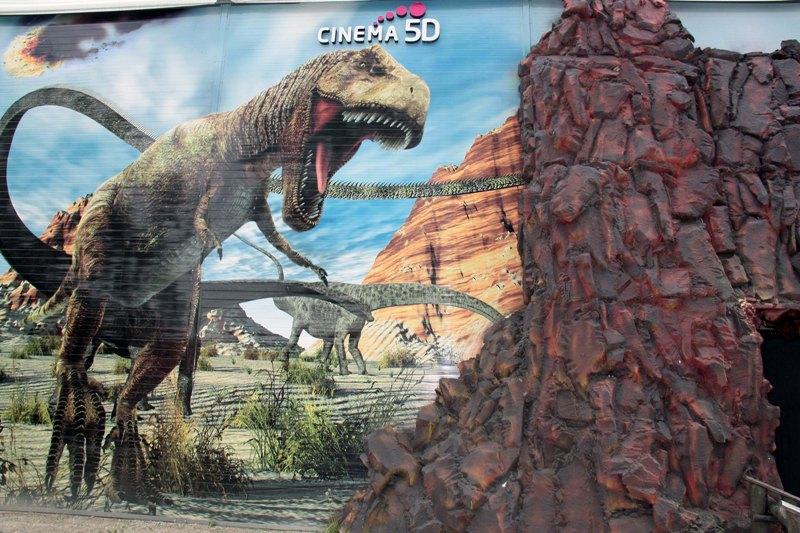 Krasiejów. Oko w oko z dinozaurem
