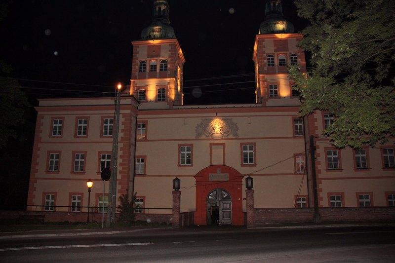 Prószków Stary zamek po remoncie