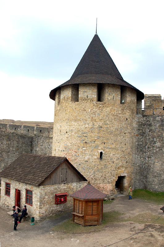 Chocim. Dzisiejszy obraz dawnej fortecy