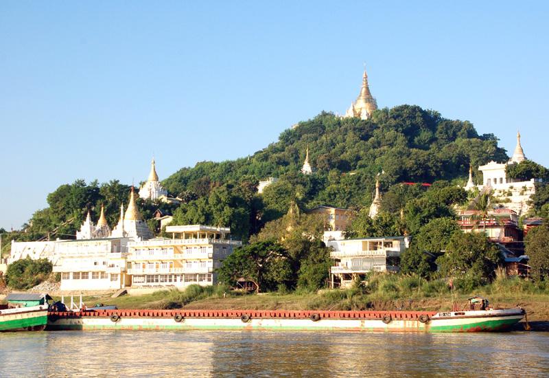 Mandalaj Nad Irawadi, najdłuższą rzeką Birmy