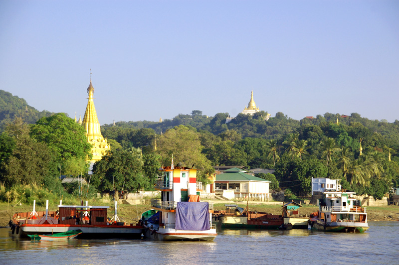 Irawadi. Rejs wśród świątyń