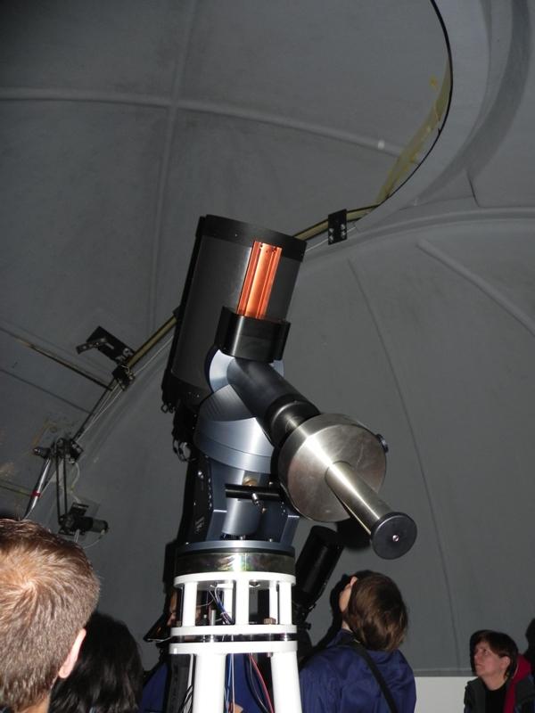 Lubomir. Obserwatorium otwarte dla turystów