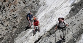 Mont Blanc. Na dachu Europy