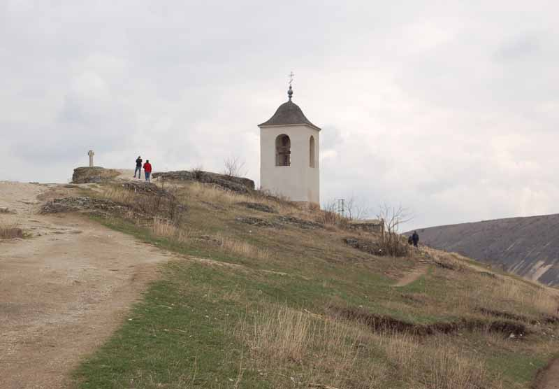 Orheiul Vechi. Ruiny Starego Orgiejowa