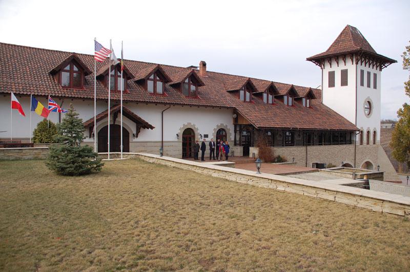 """Purcari. Najstarszy mołdawski """"chateau"""""""