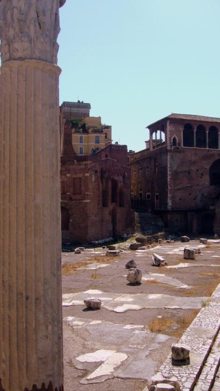 Rzym. Najpiękniejszy deptak świata