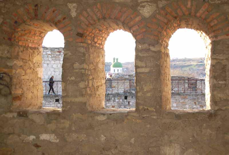 Soroca. Dawna twierdza nad Dniestrem