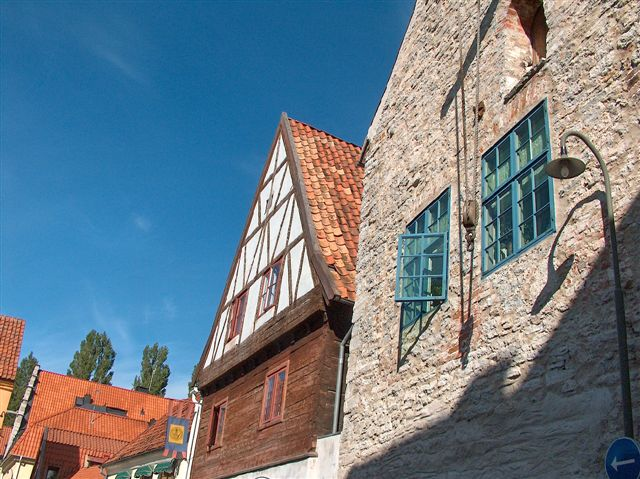 Visby. Gotlandia średniowieczem bogata