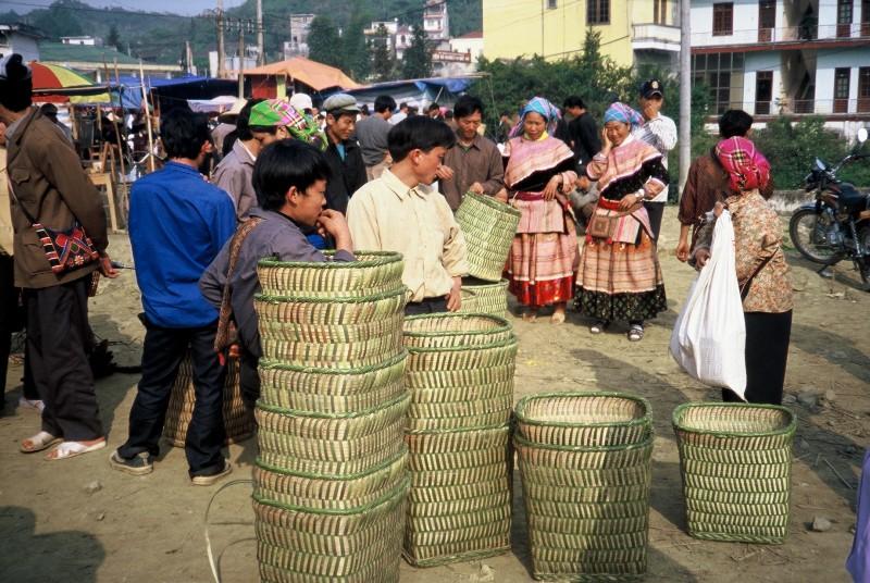 Lào Cai. Wietnamczycy są pracowici…