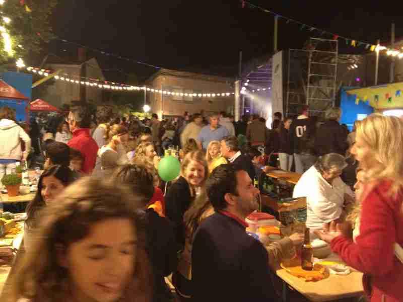 Porto. Festa de São João, noc patrona miasta