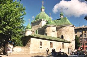Tarnopol Zabytki wokół podolskiego zamku