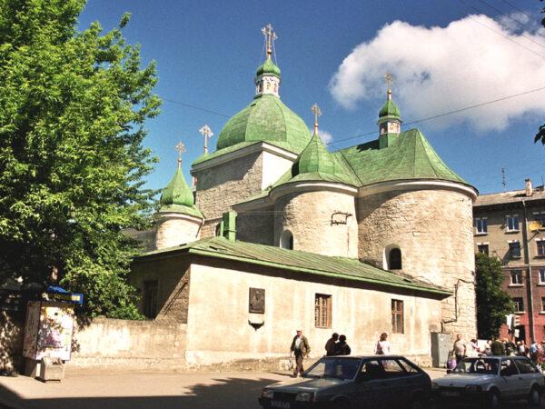 Tarnopol. Zabytki wokół podolskiego zamku