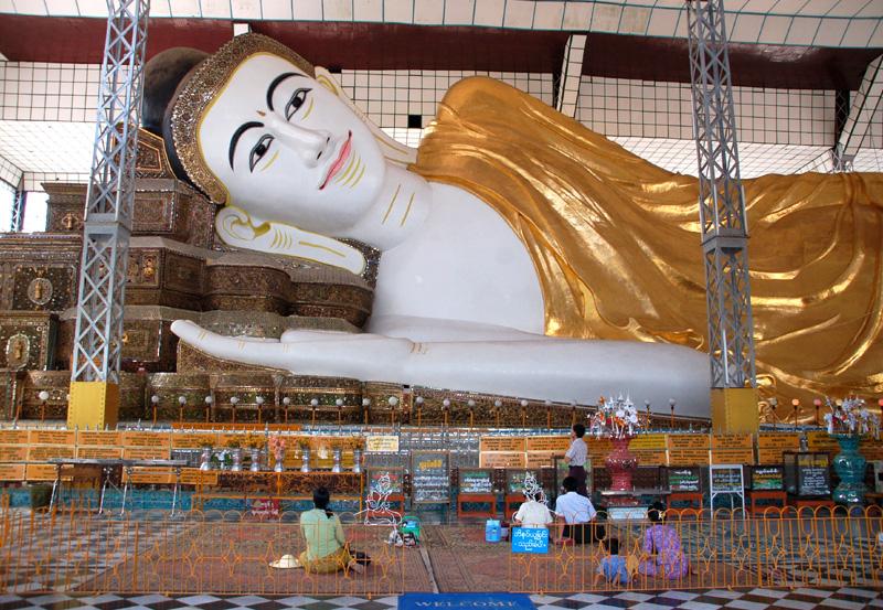 Bago Największy posąg Buddy