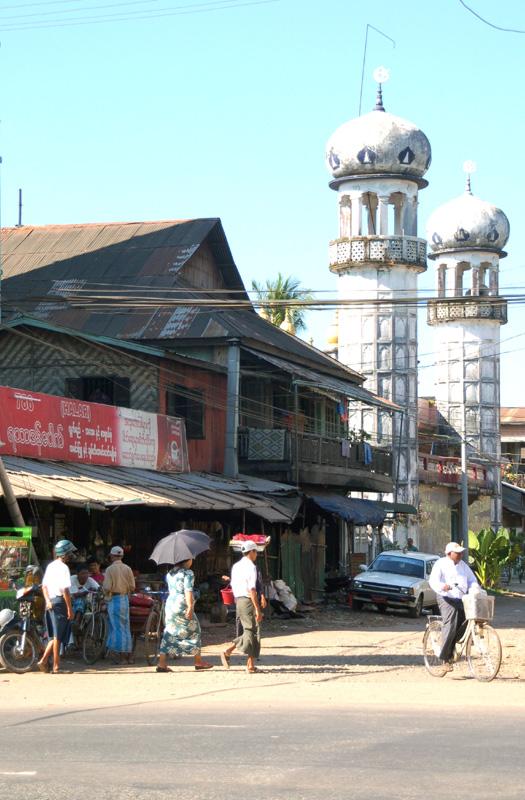 Bago. Miasto mitycznego ptaka