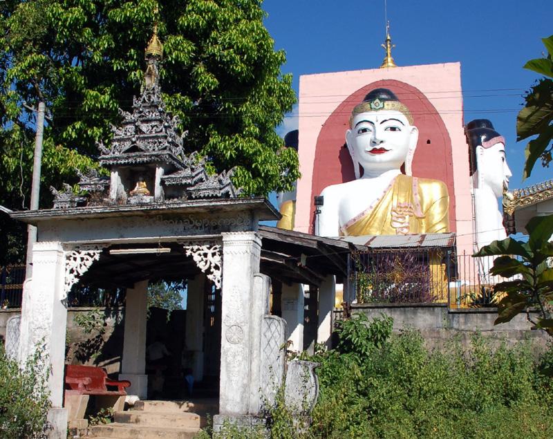 Bago Czterech Buddów, jak cztery siostry